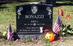 John J Bonazzi