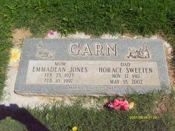 Emma Dean <I>Jones</I> Garn