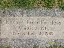 Lesby Hugh Fairless