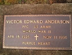 Victor Edward Anderson