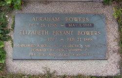 Abraham Bowers