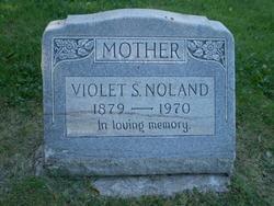 Violet <I>Sparks</I> Noland