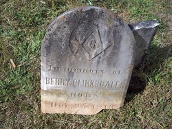 William Berry Clinkscales