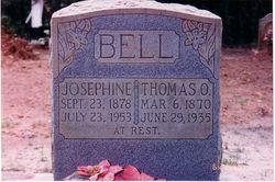Josephine <I>Walston</I> Bell
