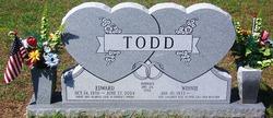 "Howard Edward ""Ed"" Todd"