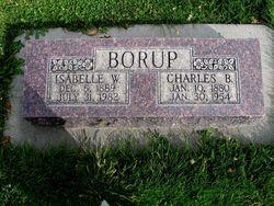 Charles Burk Borup