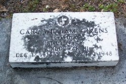 Carl William Givens