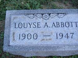 Louyse A Abbott