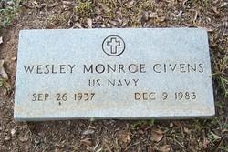 Wesley Monroe Givens