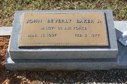 John Beverly Baker Jr.