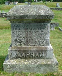 Cynthia A <I>Perham</I> Lapham