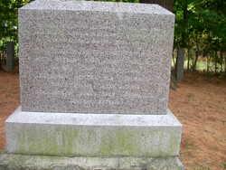 Monument In Nurse Cemetery