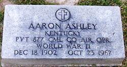 Aaron Ashley