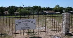 Delta Memorial Cemetery