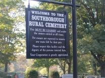 Southborough Rural Cemetery