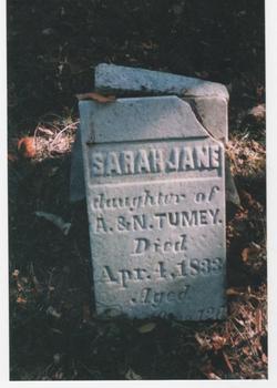 Sarah Jane Tumey