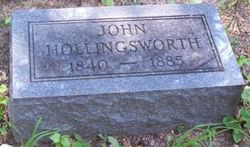 John H Hollingsworth