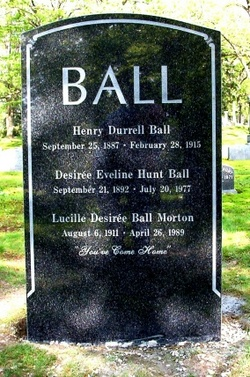 "Henry Durrell ""Had"" Ball"