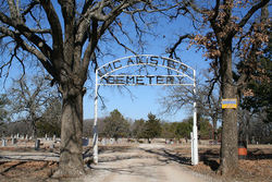 McAlister Cemetery