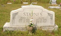 Olive Starnes