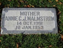 Annie Charolette <I>Johnson</I> Malmstrom