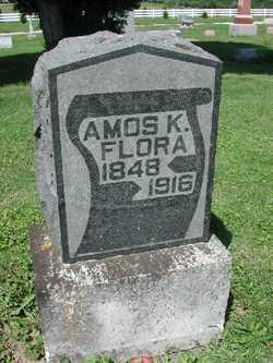 Amos K Flora