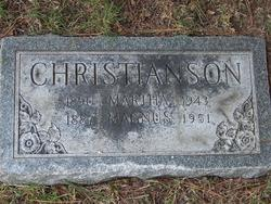 Martha <I>Smith</I> Christianson