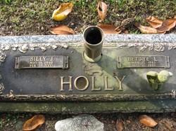 Billy Joe Holly