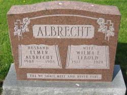"""Elmer """"John"""" Albrecht"""