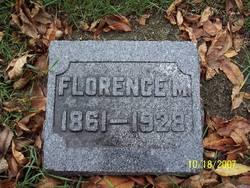Florence M Atkinson