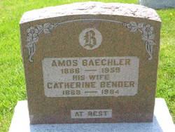 Amos Baechler