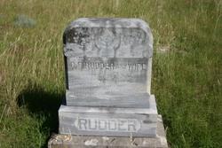 C. F. (Mrs.) Rudder
