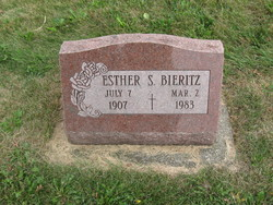 Esther Selma Bieritz