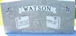 "John David ""Junior"" Watson, Jr"