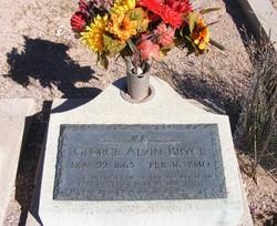 George Alvin Bryce