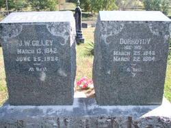 Dorothy <I>Odle</I> Gilley