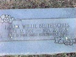 Frank Willie Beutelschies