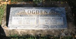 Leonard William Ogden