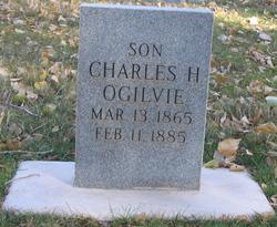 Charles H Ogilvie