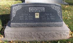 Eliza Ann <I>Ogilvie</I> Coons