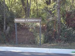 Stroup Cemetery