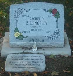 Rachel Billingsley