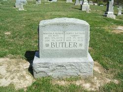 Martha E <I>George</I> Butler