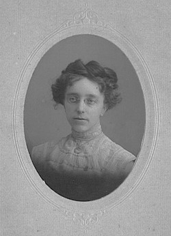 Julia Edith <I>Hartwell</I> Wright