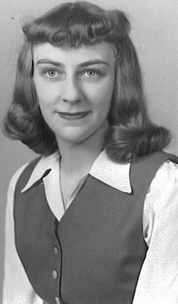 Mary Virginia <I>Wright</I> Ready