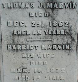 Thomas Jefferson Marvin