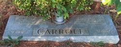 "Gertrude Mae ""Gertie"" <I>Parrish</I> Carroll"