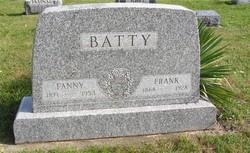 Fanny <I>Burton</I> Batty