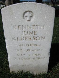 Kenneth June Alderson