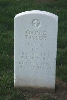 Orin E Taylor